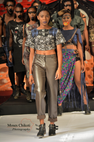 Zambia Fashion Week 2016